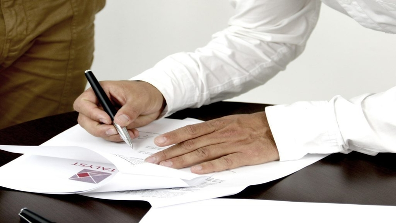 candidate offer signing